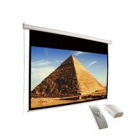Projector Screen 150 inch Electric Mortorised 8x10 Feet 4:3MW Speed-X