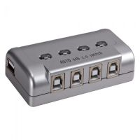 USB Printer Auto Sharing Switch 4 port