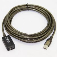 usb extensoin male to female 2.0 5m with IC