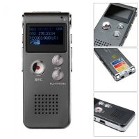 Voice Recorder 8GB internal Memory 14OO Hours Recording Capacity