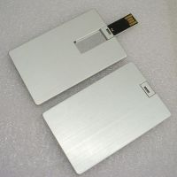 usb flash card 8GB (under capacity)