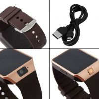 Android Smart watch GOLDEN DZ09 with GSM slot Bluetooth Supported for iOS Android Smart phones