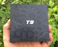 SMART BOX T9 4GB+64GB QUAD CORE 4K ULTA HD 9.0 android