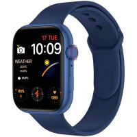 FK88 Smart Watch Apple Series 6 Replica  | Black