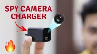 Mini Charger Spy Camera WiFi 1080P