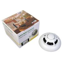 HD 1080P Spy IP Camera Smoke Detector Mini WiFi