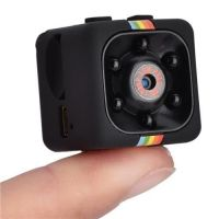Mini Camera SQ11 HD Camcorder Night Vision