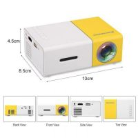 YG300 LCD Projector Multimedia Full HD Theater