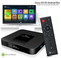 Dany Android tv Box Amaze AX-50 2gbRam 16gbRom