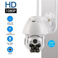 WIFI PTZ DOME MACHINE CAMERA 2MP 1080P HD