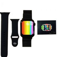 K8 Smart Watch 1.78 Series 6 Full Screen With Rotating Key Heart Rate Monitor Fitness Tracker