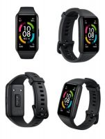 Huawei Honor 6  Smart Bracelet 1.47 Inch Full Screen AMOLED Color Touch Screen Heart Rate Monitoring Sleep & Nap