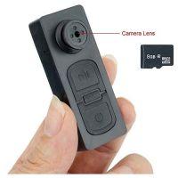 Spy Hidden Button Camera