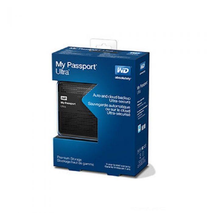 WD My passport HDD hard disk 2.5 inch case USB 3.0