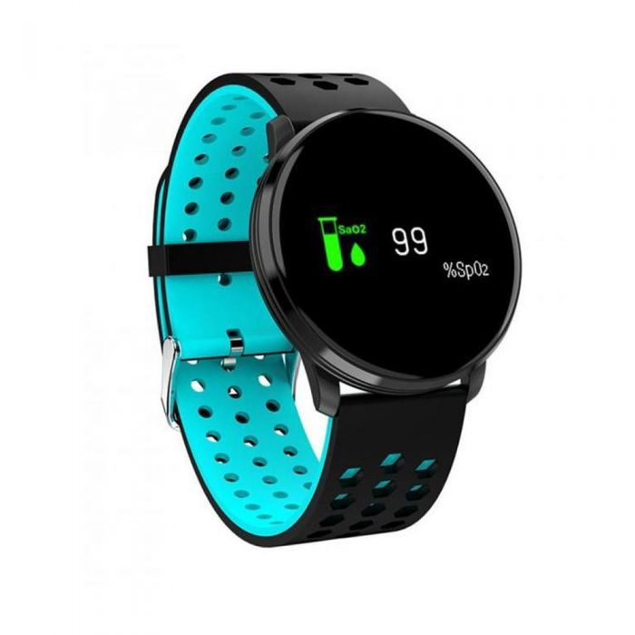 KY108 BLOOD PRESSURE WATERPROOF BLUETOOTH FITNESS BRACELET HEART RATE MONITOR