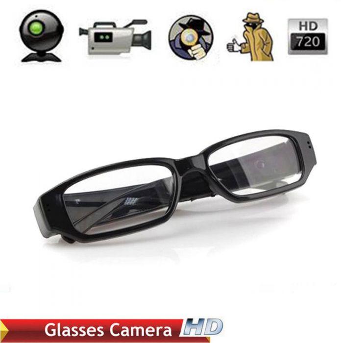 Hidden  Camera in Glasses 720p