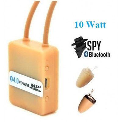 Ear Piece  Earphone Wireless Covert Bluetooth Loop