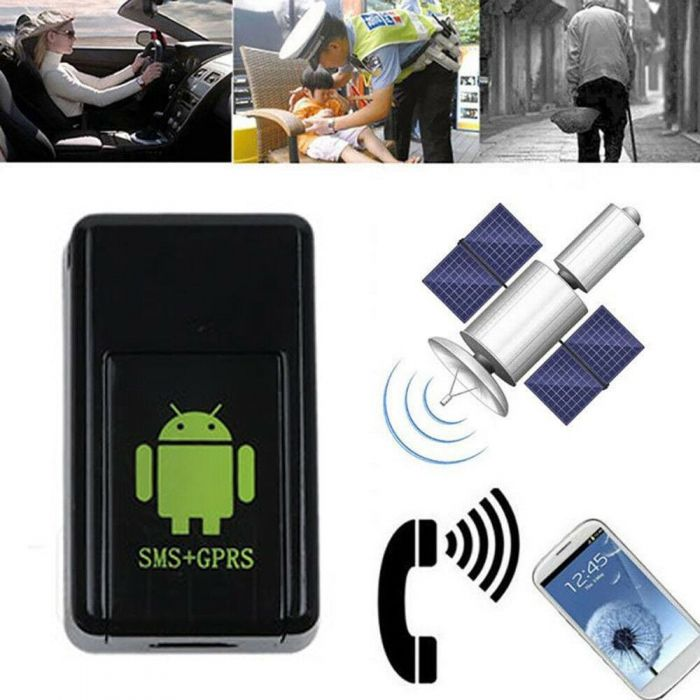 Gf08 Mini Tracker Camera and Listening Device