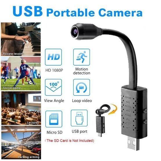USB PORTABLE CAMERA V380 2MP 1080P HD