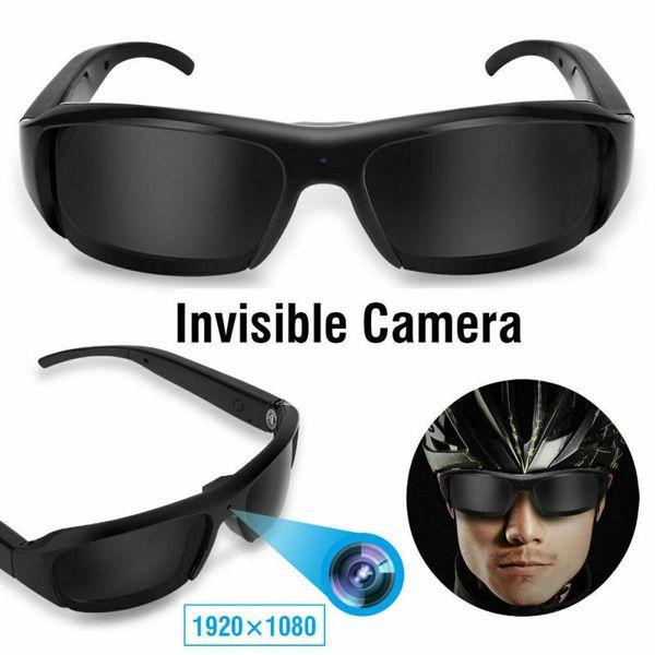 Hd Camera Sun Glasses 720p