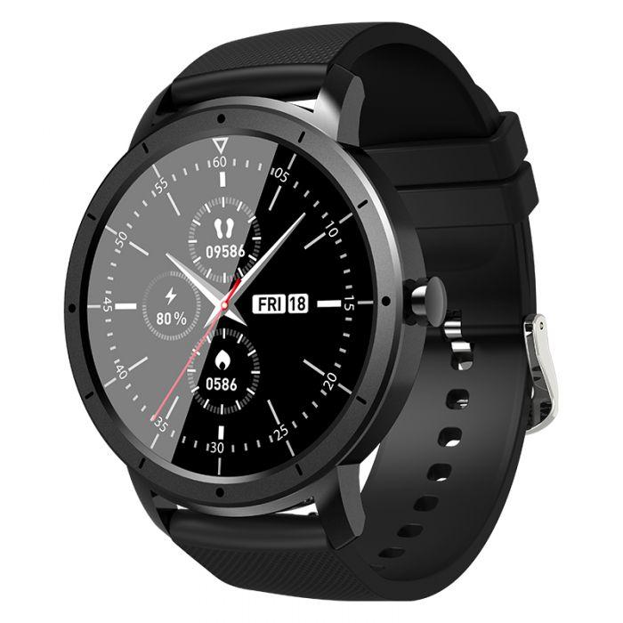 HW21 Smart Watch 42mm Size IP67 Waterproof Bluetooth Sleep Monitor Fitness Heart Rate Screen Size 1.32 Inch